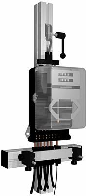 Быстрозажимное устройство для поверочных установок